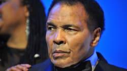 Muhammad Ali Hospitalized
