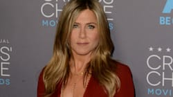 Jennifer Aniston Walks Same Red Carpet As Angelina