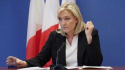 Entre défense des libertés et discours anti-immigrés, Marine Le Pen cherche sa