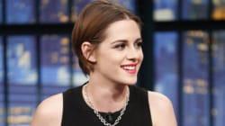 Kristen Stewart Wears The Hottest Trend Of