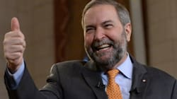 Mulcair Insists Pricey Promises Are