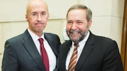 'Thin' Fiscal Plan Put Mulcair On Spot: Ex-Budget