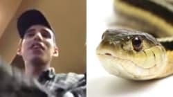Alleged Tim Hortons Snake Thrower Wants Pet