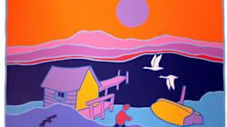 Renowned Artist Ted Harrison Dies In Victoria At