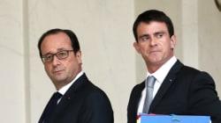 Les cotes de popularité de Hollande et Valls reprennent des