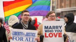 Le mariage gay pourrait être légal dans tous les États-Unis cette