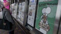 シャルリー・エブド編集長、「風刺画を掲載しないメディアは民主主義をうやむやにしている」