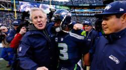 Les Seahawks se qualifient pour le Super Bowl