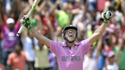 Achievement Unlocked: De Villiers Hits Fastest ODI