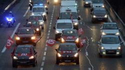 La grève des routiers prend de