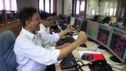 BSE, Nifty Sensex Climbs 383 Points, On Record-Breaking