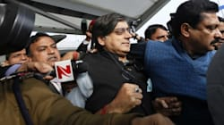 Shashi Tharoor Quizzed By SIT For 7 hrs, Sunanda Viscera Sent To