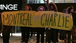 Soirée de solidarité Charlie Hebdo à Montréal le 26
