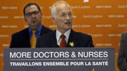 The NDP 'Changed' After Layton's Death, Says