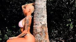 Amber Rose Doesn't Care What You Think About Her