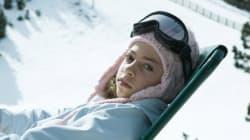 Costringe le figlie al cibo macrobiotico e allo sci