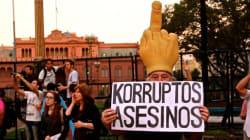 Les Argentins expriment leur colère après la mort soudaine d'un important