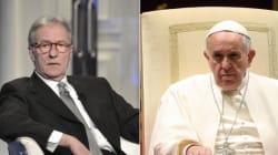 Vittorio Feltri scrive a Papa Francesco: