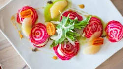 La top 25 dei ristoranti vegetariani nel