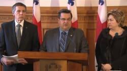 Déneigement à Montréal: Coderre veut une politique