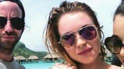 Lindsay Lohan hospitalisée pour cause de