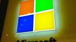 Microsoft Profit Falls On Sluggish Sales, Currency