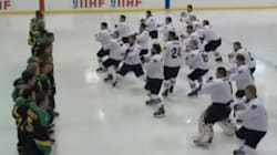 A Hockey Team Did The Haka And Amazed Us