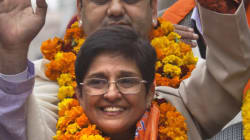 Bedi As CM Candidate A 'Masterstroke' By BJP: