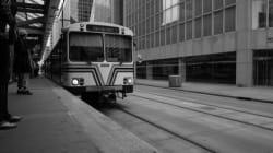 Transit Riders Take Down Knife-Wielding