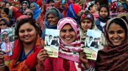 Beti Bachao Abhiyan: Kanpur Girls Write 100-Metre Letter To