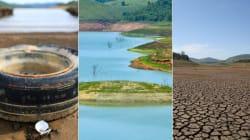 SOS Água no Sudeste: 40% da população brasileira vive o medo da falta de