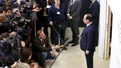 Comment Hollande soigne sa com'