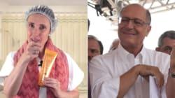 'Banho coletivo na casa do Alckmin' já tem 120 mil