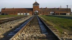 Ce qu'il reste du camp d'Auschwitz en