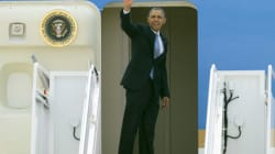 Obama Arrives On India Visit