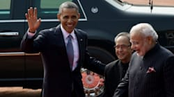 Obama Arrives In India Today, Won't Visit