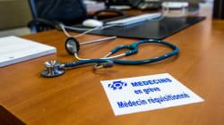 Le mouvement de grève de SOS Médecins