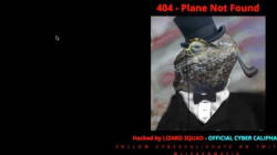 Malaysian Airlines Website Hacked With '404-Plane Not Found'