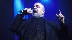 Le musicien et chanteur grec Demis Roussos est