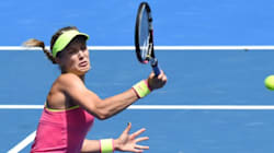 Genie Moves Up At The Australian