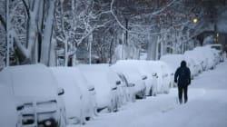 Tempesta di neve storica a New York. Il sindaco De Blasio: