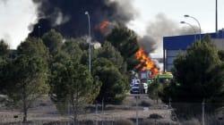 F-16 greco si schianta in base Nato in Spagna. Almeno 10
