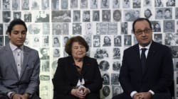 Hollande à Auschwitz et au Mémorial de la Shoah sur fond d'inquiétude chez les juifs de
