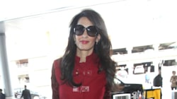 Amal Clooney Doesn't Need George To Turn