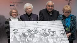 Canadian Holocaust Survivors Return To Auschwitz For First