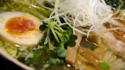 Ramen 101 à Tokyo: dégustez avec les yeux!