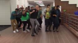 Ce prof et ses étudiants font le buzz sur «Uptown Funk»
