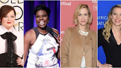 'Ghostbusters' Cast And Crew Show Off Their Girl