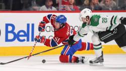 Carey Price brille face aux Stars et le Canadien l'emporte difficilement