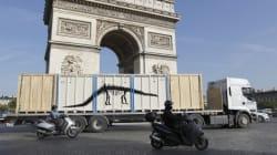 La fin des poids-lourds à Paris? Non, pas
